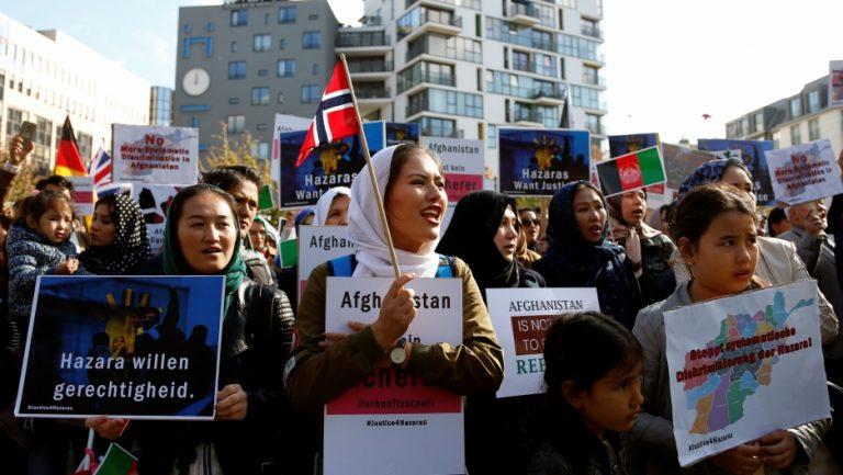 It's inhumane': Hazara react after 63 killed in targeted ISIS attack