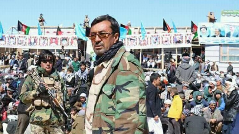 Interview with the Lion of Hazaristan, General Alipur: We Fight for our Liberty, Dignity and Basic Rights